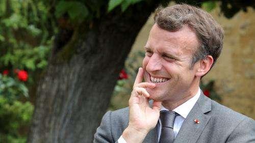 Une Fête de la musique aura bien lieu à l'Elysée, annonce Emmanuel Macron