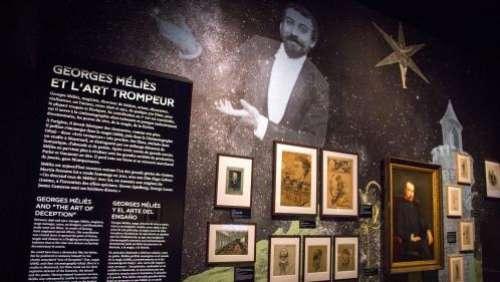 Georges Méliès à la Cinémathèque française : le magicien du cinéma célébré dans une magnifique exposition