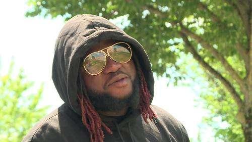 Rencontre avec le rappeur Crimson, espoir de la scène rouennaise, qualifié pour la finale nationale du Buzz Booster