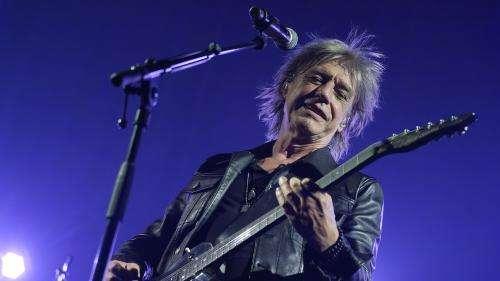 Printemps de Bourges : un concert rock survitaminé de Jean-Louis Aubert lance la saison des festivals