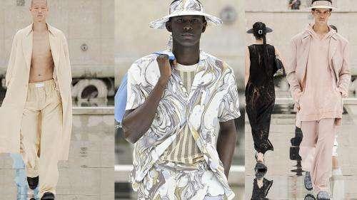 Paris Fashion Week printemps-été 2022 : mais qui est Louis Gabriel Nouchi, ce créateur parisien multi-casquettes ?