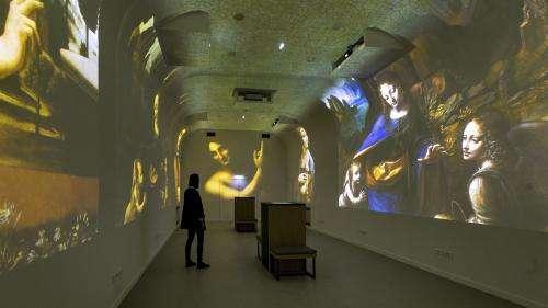Léonard de Vinci : un nouveau bâtiment au Clos-Lucé pour