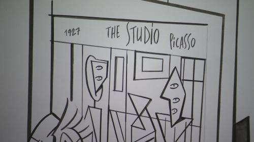 Picasso et la bande dessinée, des liens racontés dans une exposition à Angoulême