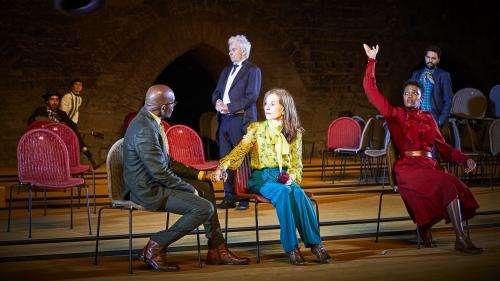 Isabelle Huppert ouvre le Festival d'Avignon dans une