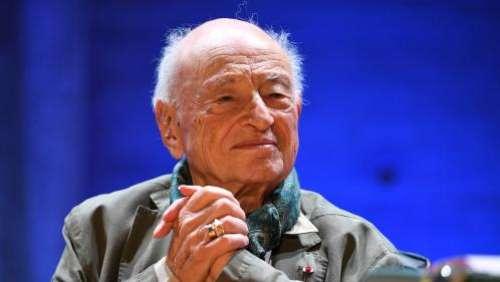 Le philosophe Edgar Morin honoré à l'Élysée jeudi pour fêter ses 100 ans