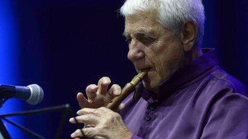 Le musicien Djivan Gasparyan, légende du duduk arménien, est mort à 92 ans