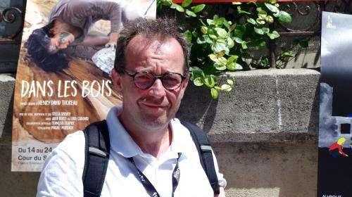 Festival Off d'Avignon 2021 : le marathon d'Hervé Pépion, directeur du théâtre d'Issoudun, à la recherche de nouveaux spectacles