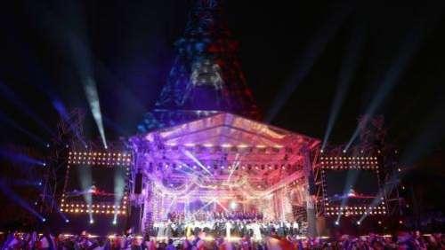VIDEO. Voir ou revoir le Concert de Paris du 14 juillet avec Pretty Yende, Renaud Capuçon, Ibrahim Maalouf