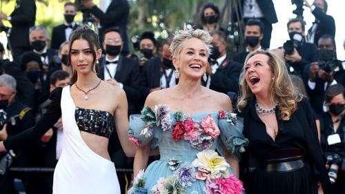 EN IMAGES. Festival de Cannes 2021. Sharon Stone, Louis Garrel, Tilda Swinton et Jacques Audiard : glamour et élégance dans la montée des marches
