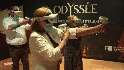 L'Odyssée, un voyage en réalité virtuelle à la découverte des trésors de la Bibliothèque Humaniste de Sélestat