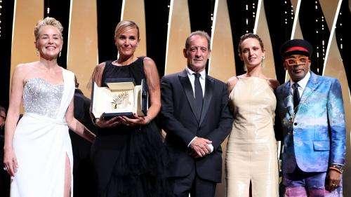 Festival de Cannes 2021 : la Palme d'or pour