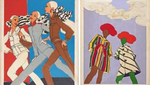 De la mode des années folles aux créations Balenciaga et Ferragamo, en passant par les illustrations d'Antonio Lopez, les expositions mode à voir cet été
