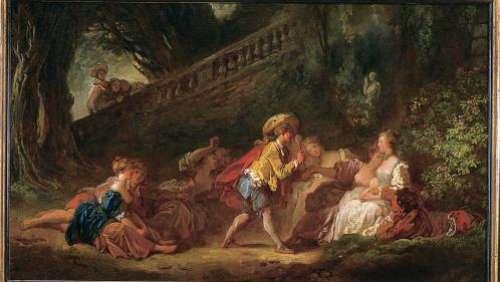 Deux tableaux de Fragonard, disparus entre 1786 et 2017, acquis par l'État pour être exposés à Montpellier