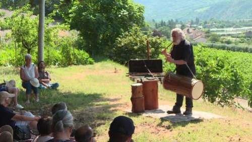 Le festival de Chaillol, une itinérance musicale et festive au cœur des Hautes-Alpes