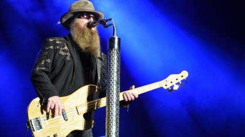 Le bassiste du groupe ZZ Top, Dusty Hill, est mort à l'âge de 72 ans