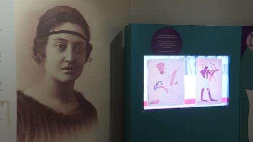La vie de l'égyptologue pionnière Marcelle Baut, à découvrir au musée Bargoin de Clermont-Ferrand