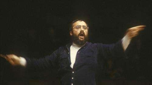 Le chef d'orchestre italien Gianluigi Gelmetti est mort