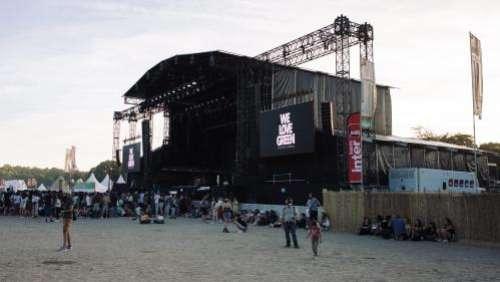 Le festival parisien de pop et d'électro We Love Green 2021 annulé
