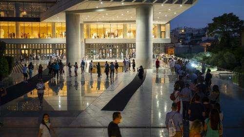 Musées, sites archéologiques et spectacles gratuits : en Grèce, une