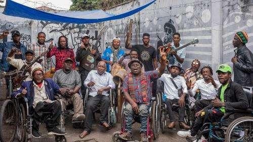 RDC : dix ans après son heure de gloire, le groupe Staff Benda Bilili rêve de revenir sur le devant de la scène et de solder ses comptes