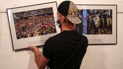Visa pour l'image : un photojournaliste anonyme birman remporte le Visa d'or News