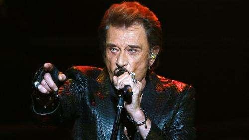 Paris rend hommage à Johnny Hallyday : une esplanade, une statue et un concert ce soir à Bercy