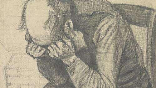 Un dessin inédit de Van Gogh découvert récemment est exposé à Amsterdam