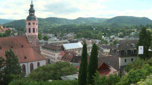 Journées européennes du patrimoine : Baden-Baden désormais inscrite au patrimoine mondial de l'Unesco