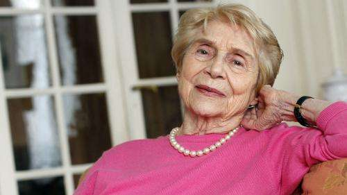 Mort à 100 ans de Françoise Bernard, autrice des