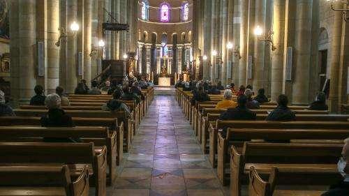 Drôme : après un incendie, la cathédrale Saint-Apollinaire de Valence fermée jusqu'à nouvel ordre