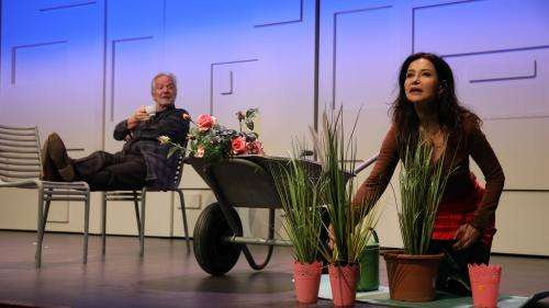 Théâtre : Evelyne Bouix et Pierre Arditi sur scène et en famille dans