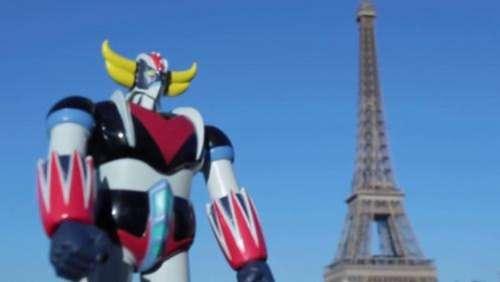Goldorak, l'histoire d'une passion française pour le robot japonais