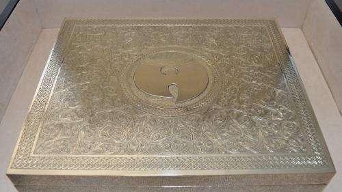 Un groupe de collectionneurs a acquis l'unique exemplaire d'un album du Wu-Tang Clan... et veut le partager avec le public