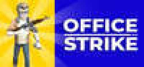 Office Strike War - Multiplayer Battle Royale