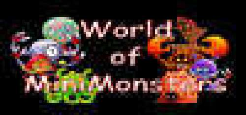 World of MiniMonsters