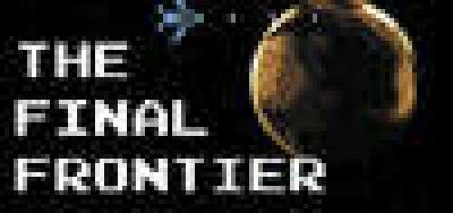 The Final Frontier (DJ Games)