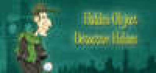 Hidden Object: Detective Holmes - Heirloom