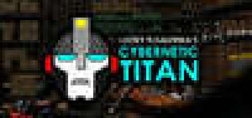 Lucky Tlhalerwa's Cybernetic Titan