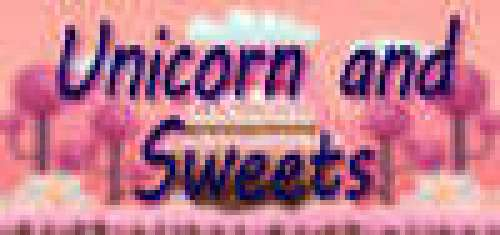Unicorn and Sweets