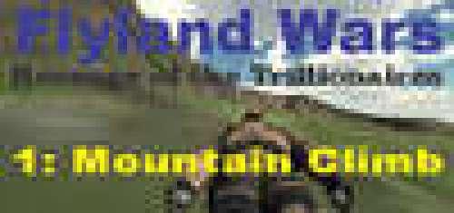 Flyland Wars: 1 Mountain Climb