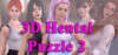3D Hentai Puzzle 2