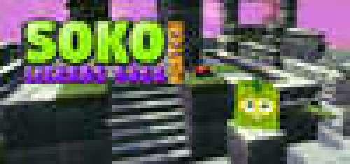 SokoMatch: Lizard Saga