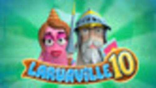 Laruaville 10 Match 3 Puzzle