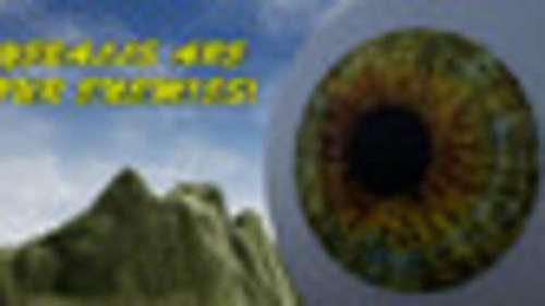Eyeballs are your ENEMIES!