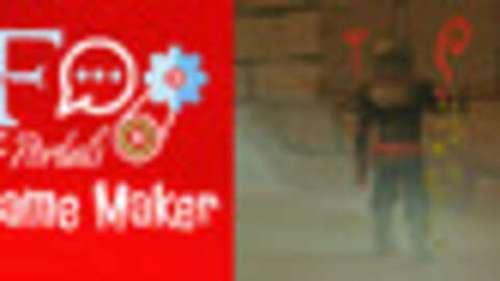 Fog & Portals - Game Maker