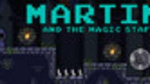 Martin and the Magic Staff