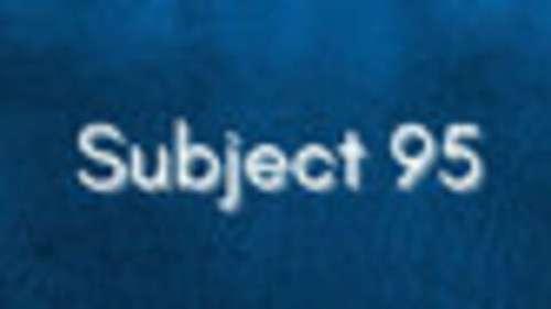 Subject 95