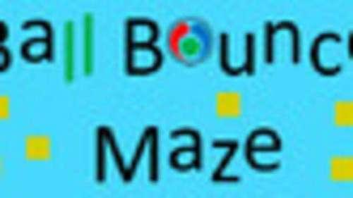 Ball Bounce Maze