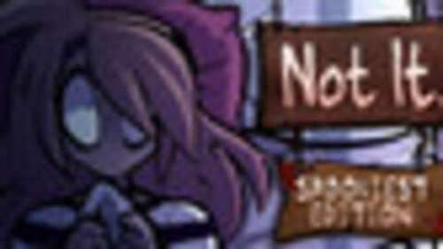 Not It: Spookiest Edition