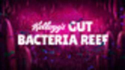 Kellogg's Gut Bacteria Reef